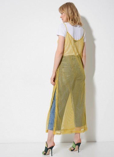 Zeynep Ökmen Elbise Sarı